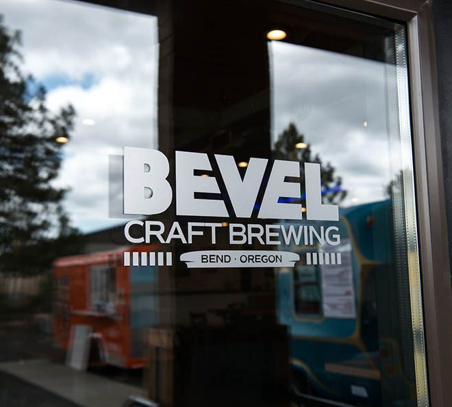 Entrance to Bevel