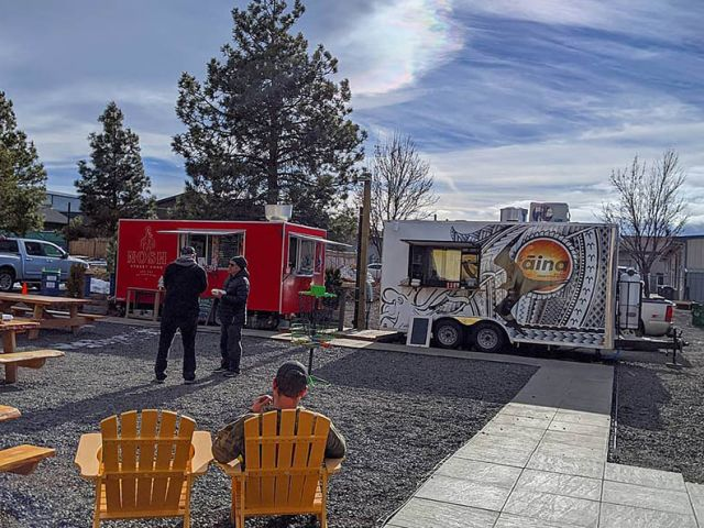 new food cart lot in bend